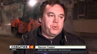 Завершаются дорожные работы на улице Полевой(, 2011-10-05T13:47:48.000Z)