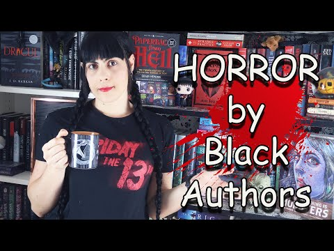 Horror Books By Black Authors