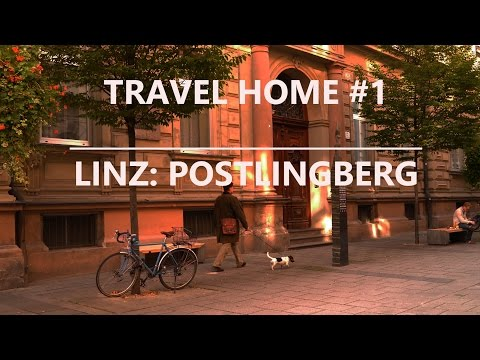 LINZ: WEEKEND TRIP | TRAVEL HOME #1