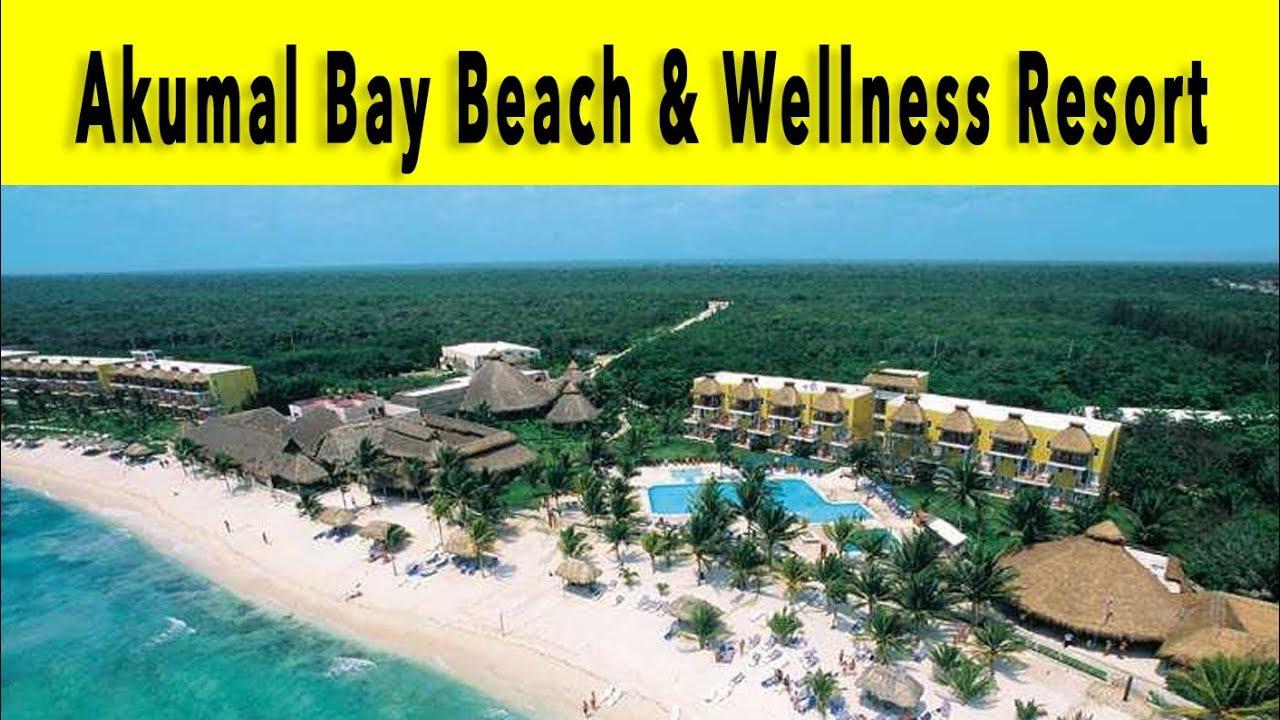Akumal Bay Beach & Wellness Resort 2018 - Riviera Maya - YouTube