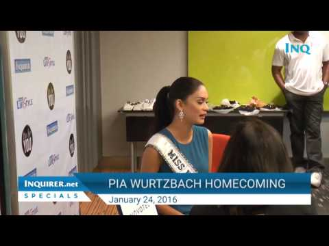 Pia Wurtzbach a 'representative of everybody'