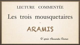 Урок французского языка. Aramis. Les trois mousquetaires.