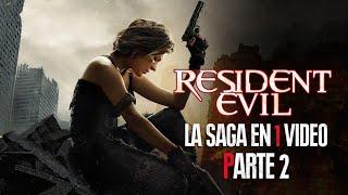 Resident Evil: La Saga en 1 Video (PARTE 2)