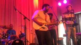Quinton Randall sings Round Bout Midnight