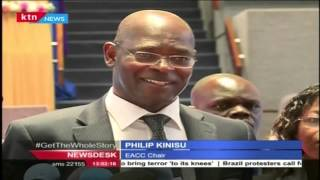 Ministry on Interior tops the EACC list of graft