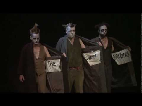 The Dirty Brothers Sideshow present The Dark Party - Short Version