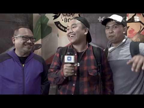 Kaya gini nih keseruan nobar Keluarga Tak Kasat Mata di CGV Bekasi Cyber Park kemarin!