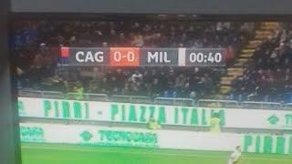 CAGLIARI-MILAN LIVE STREAMING