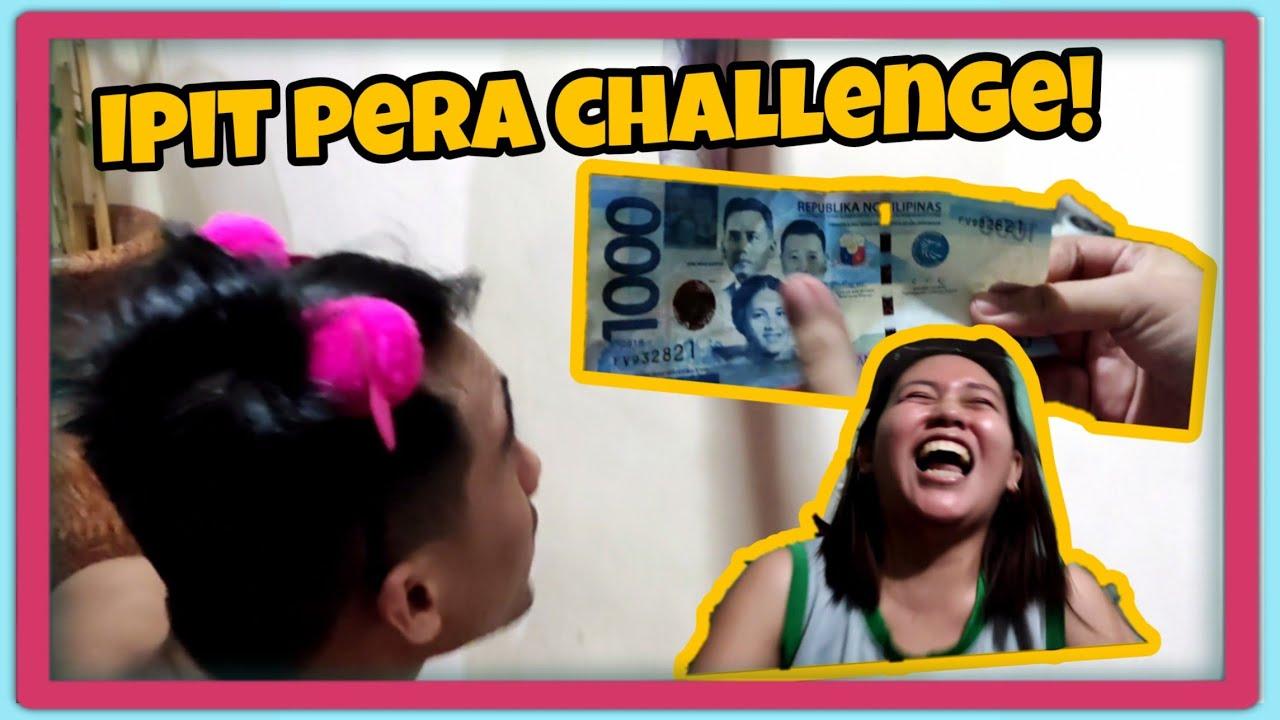 IPIT PERA CHALLENGE! | IYAK TAWA TALAGA 🤣 | #LifeWithLiane EP. 19