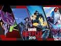 Animes que veremos en Netflix en 2019 | Rincón Otaku