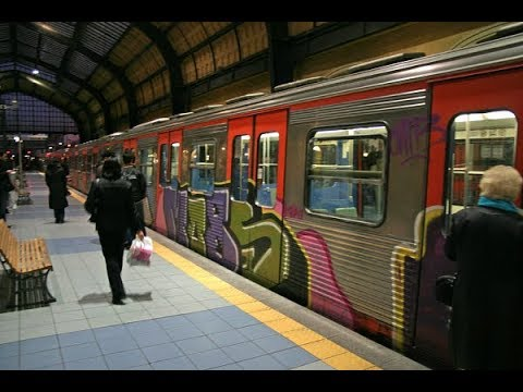Athens Subway: Rapid Transit System in Greece - Classic Videos