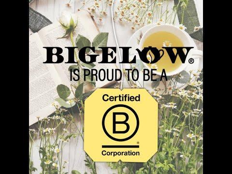 Announcing Bigelow Tea As A Certified B Corp!