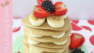 Cottage Cheese Pancakes | High Protein Pancake Recipe