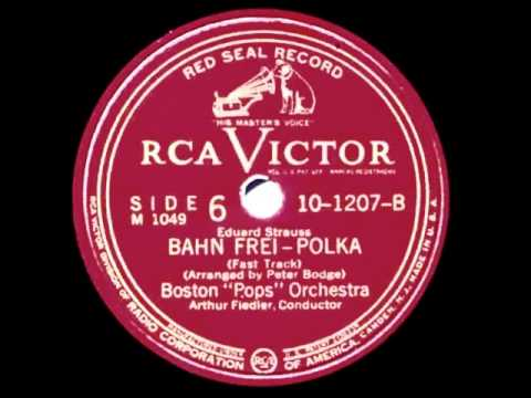 Bahn Frei   Boston Pops Orchestra