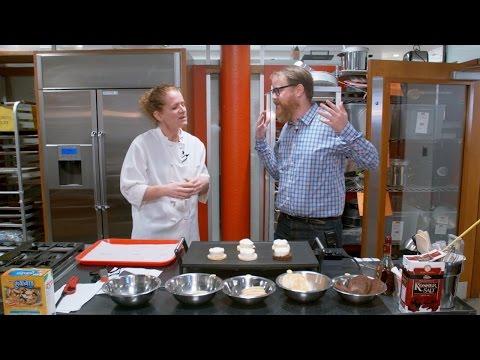 Making Dessert at America's Test Kitchen!