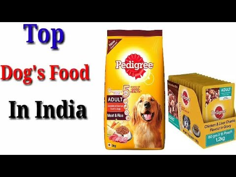 Top Best Dog Foods 2018 In India For Puppy Best Brands For Dog