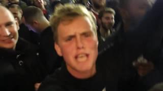Man Utd 1-0 Man City/ UNITED FAN CHANTS AND CELEBRATIONS