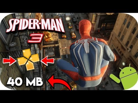 (35mb)How to download amazing spider man 3 for android highly compressed  for android