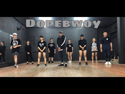 Dopebwoy - Cartier (Dance Cover) | Choreography by Duc Anh Tran