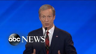 Candidates take on Trump's climate change and trade policies | ABC News
