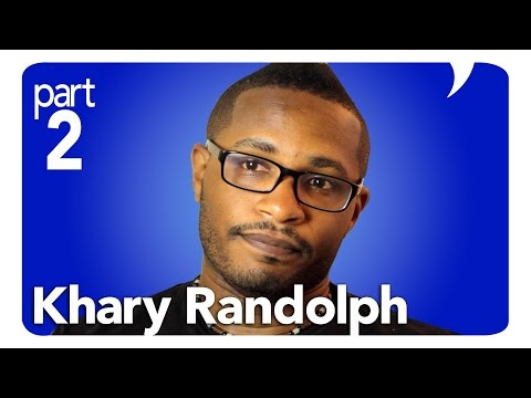 Khary Randolph Talks Working In Comics - The Comic Archive