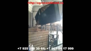 Подъемник опрокидыватель корзин, на 1500 кг(, 2017-06-26T07:41:06.000Z)