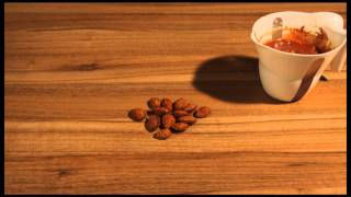 Chocolate Lava Cake Stop-motion Recipe