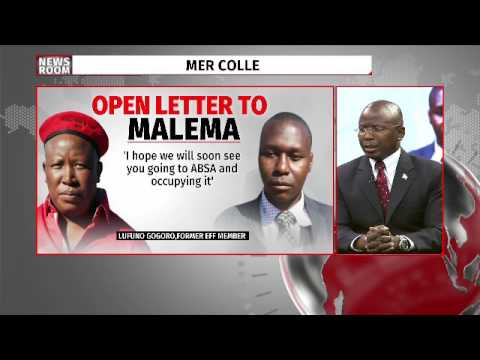 Malema ignores call to 'tame #ABSA'