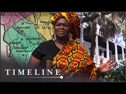 The History Of The Gullah: From Africa To America | Circle Unbroken | Timeline