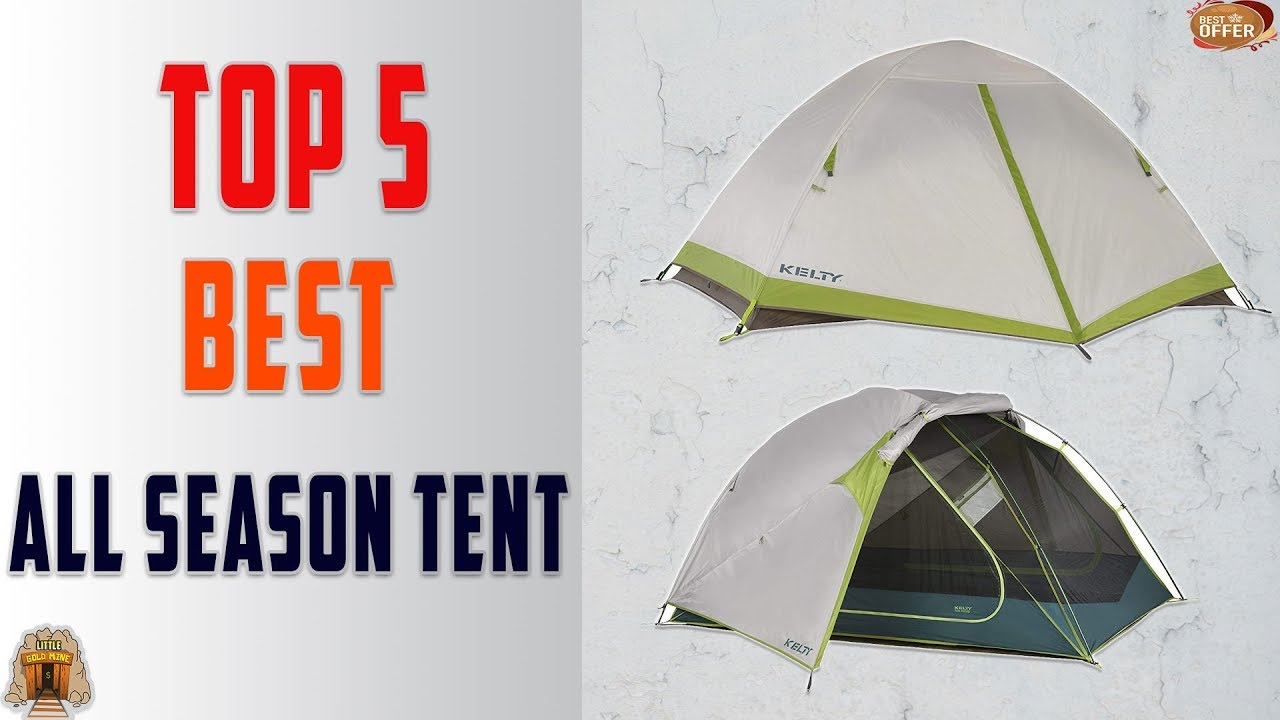 Top 5 Best All Season Tents Review 2018  sc 1 st  YouTube & Top 5 Best All Season Tents Review 2018 - YouTube
