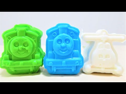 Thomas Percy Harold Wooden Railway Play-Doh Clay トーマス パーシー ハロルド 木製レールシリーズ ねんど