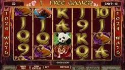 Lucky Panda free games win