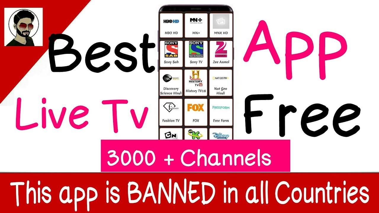 Best live tv apk BANNED everywhere • Watch Live tv on android 2018 [हिंदी]  #Smartphone #Android