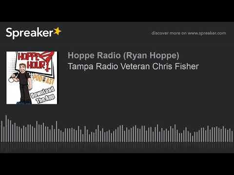 Tampa Radio Veteran Chris Fisher