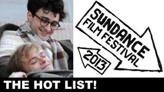 Sundance 2013 - Kill Your Darlings, Blue Caprice, Touchy Feely : Beyond The Trailer