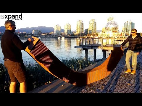FlexYah Bench - Stretching Flexible Seating | Expand Furniture