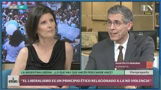 La Argentina liberal ¿lo que hay que hacer pero nadie hace?