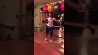 مهرجان شحط محط Zumba fitness زومبا