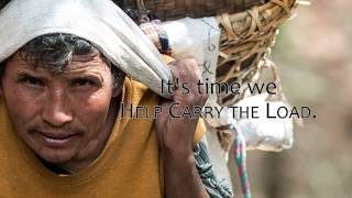 Help Carry the Load for Nepal