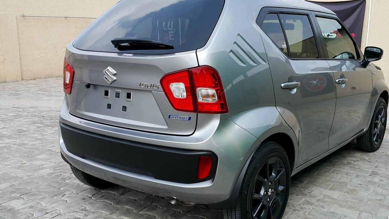 Maruti Suzuki Ignis Interior Exterior And Price Ignis Looks