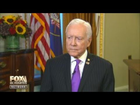 Democrats approach to taxes is moving towards socialism: Sen. Hatch