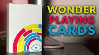 Deck Review - Wonder Playing Cards by David Koehler [HD-4K]