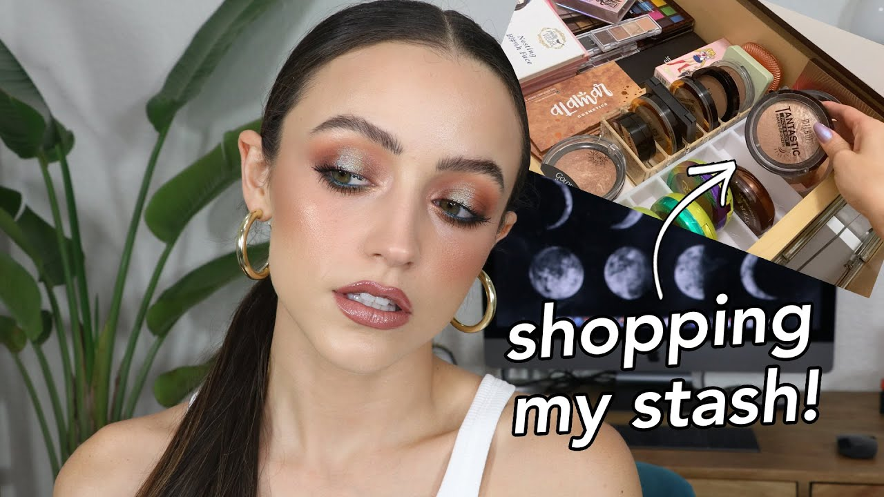 Download SHOP MY STASH! (discovering new & old makeup)