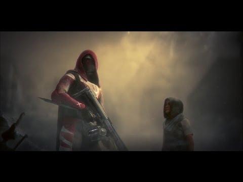 Destiny 2: The Last Guardians trailer (fan made)