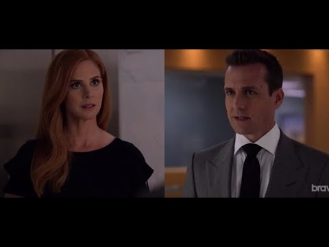 Harvey & Donna || Have mercy on me [+ 8x14]
