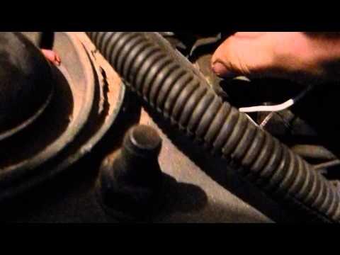 Диагностика (считывание) ошибок  Mazda 626GD 87-92г.