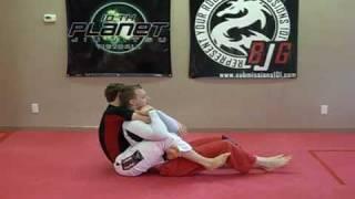 Anaconda Body Lock 101: Beginning Jiu Jitsu Moves: