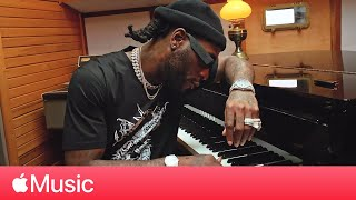 Burna Boy Up Next Film Preview | Apple Music Video