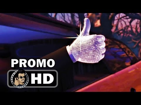MICHAEL JACKSON'S HALLOWEEN Official Promo Trailer (HD) CBS Animated Halloween Special