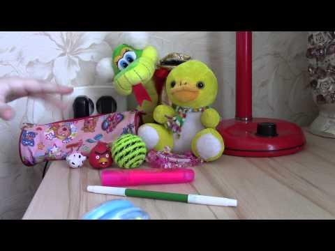 Мои подарки на день рождения винкс 2 (Игра винкс)
